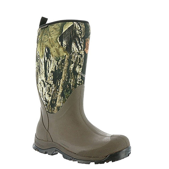 Columbia Men's Bugaboot Neo Tall Omni-Heat Boot - Mossy Oak Country/Black 1701361-948 - ShoeShackOnline