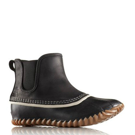 Sorel Women's Out N About Chelsea Duck Boot - Black 1704021-010