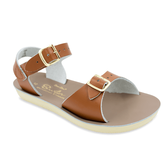 Sun San Little Kid's Surfer Sandal - Tan 1705