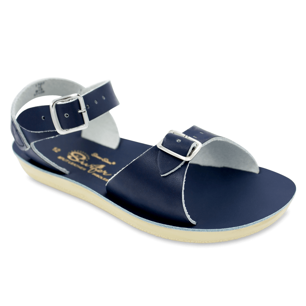 Sun San Little Kid's Surfer Sandal - Navy 1707