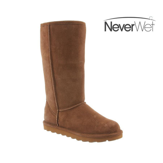 Bearpaw Women's Elle Tall Boots 1963W - Hickory II - ShoeShackOnline