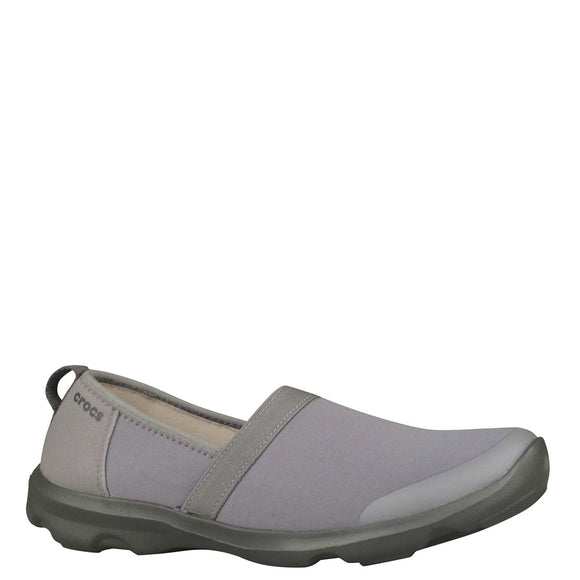 Crocs Women's Duet Busy Day 2.0 Satya A-Line - Smoke/Graphite 201884-08G - ShoeShackOnline