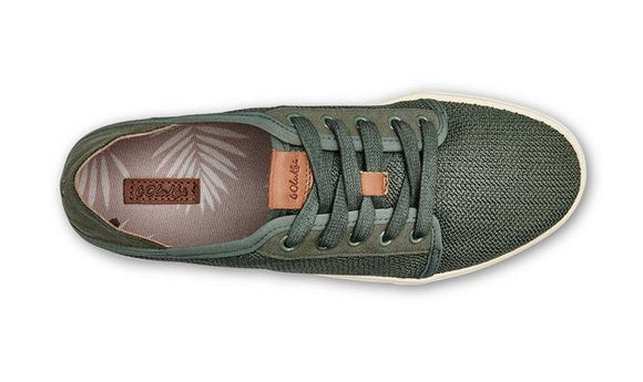 Olukai Women's Pehuea Li Slip On Shoe - Dusty Olive/Dusty Olive 20379-TZTZ - ShoeShackOnline