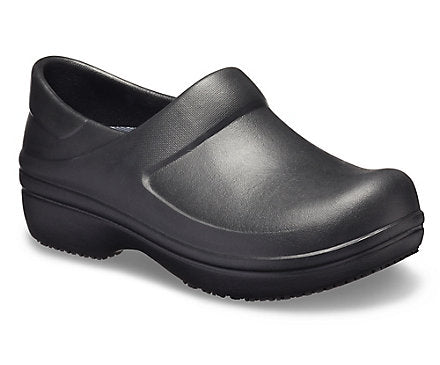 Crocs Women's Neria Pro II Clog - Black 205384-001 - ShoeShackOnline