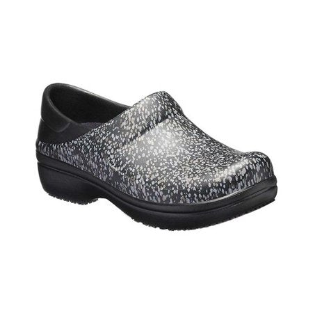 Crocs Women's Neria Pro II Graphic Clog - Black/Multi 205385-0EC - ShoeShackOnline