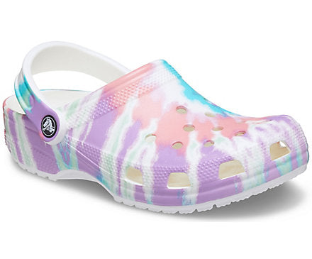 Crocs Classic Graphic Clog - Fresco/Multi 205453-6SN