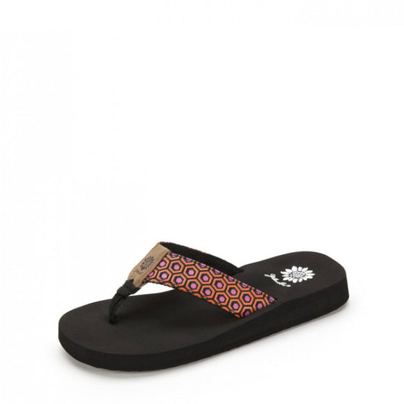 Yellow Box Girl's Jolan II Sandal - Fuchsia 20883