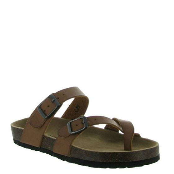 Outwoods Women's Bork-30 Sandal - Brown 21321-702