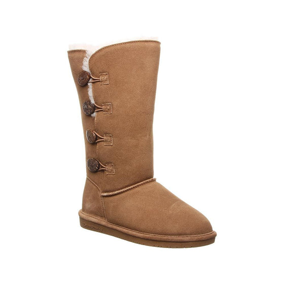 Bearpaw Women's Lori Tall Boot 2250W - Hickory II - ShoeShackOnline