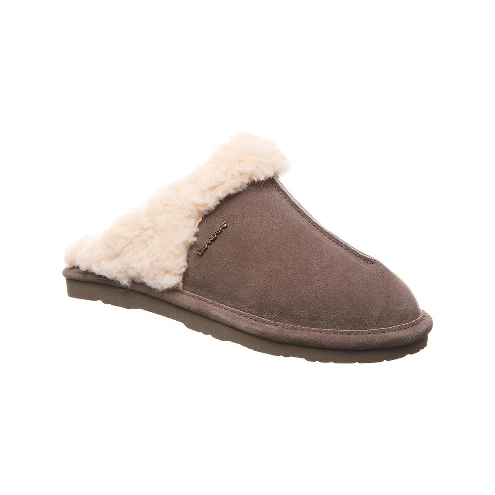 Bearpaw Loketta Women's Slippers 2299W - Seal Brown - ShoeShackOnline