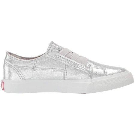 Blowfish Kid's Marley-K Spandex Sneaker Silver Supernova