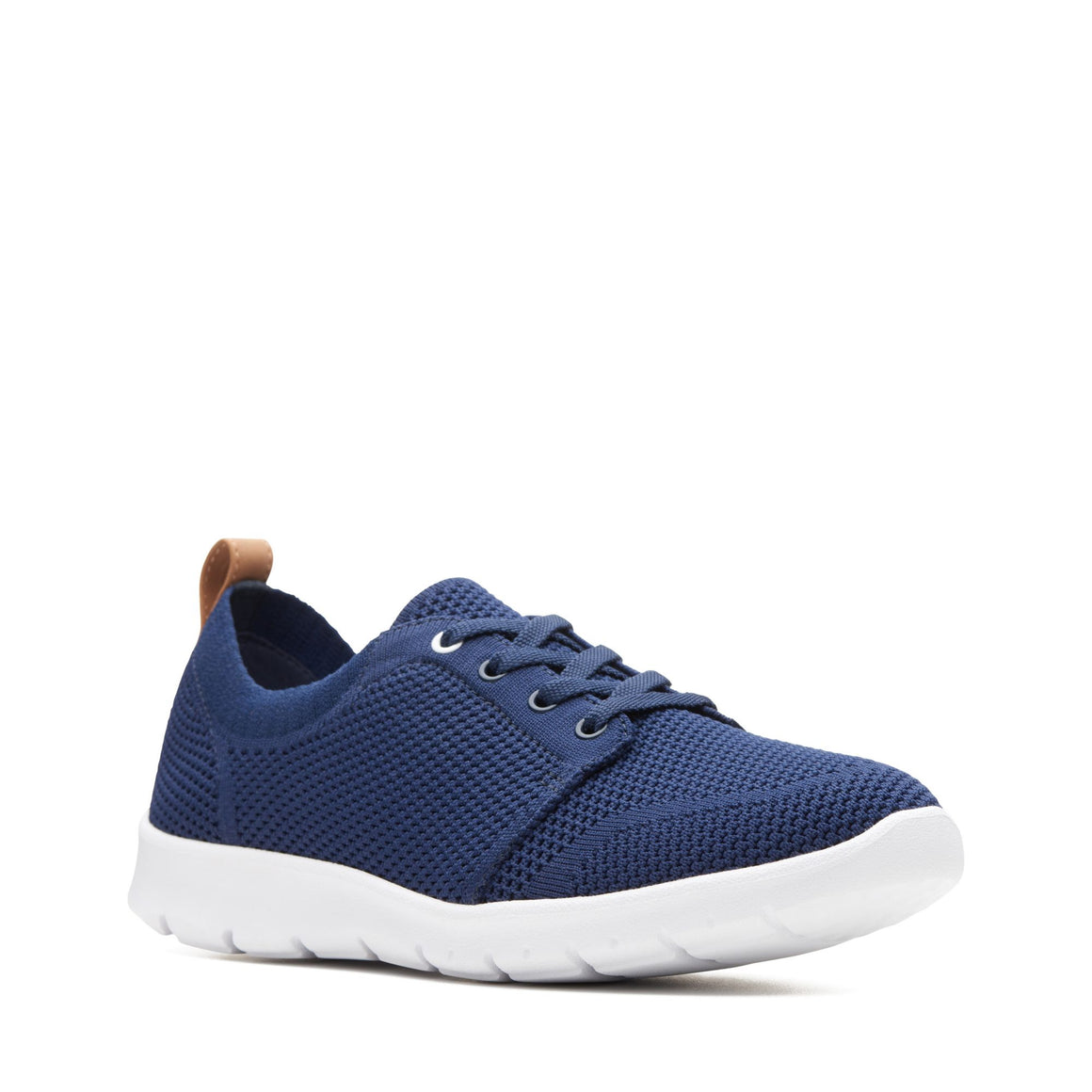 Clarks Women's Step Allenasun - Navy - ShoeShackOnline