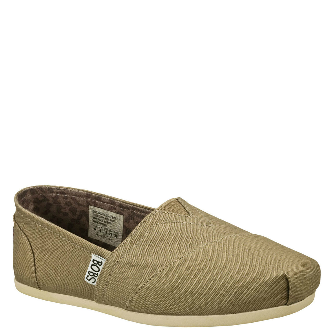 Skechers Women's Bobs Plush Peace & Love - Taupe 33645 TPE