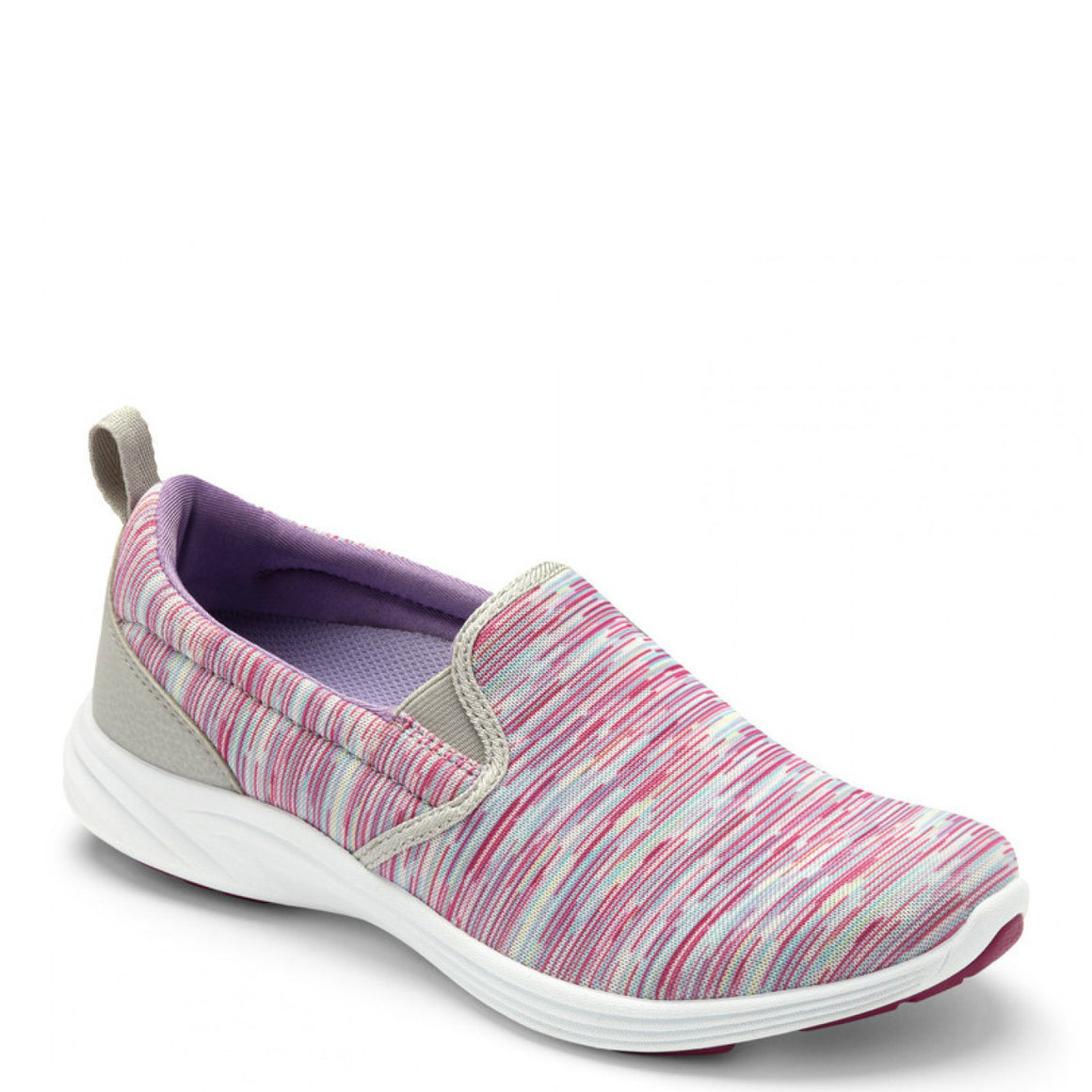 Vionic Women's Kea Slip-On Sneaker - Berry Multi 336KEA