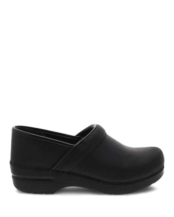 Dansko Women's Pro XP Clog - Black Oiled 3912020202