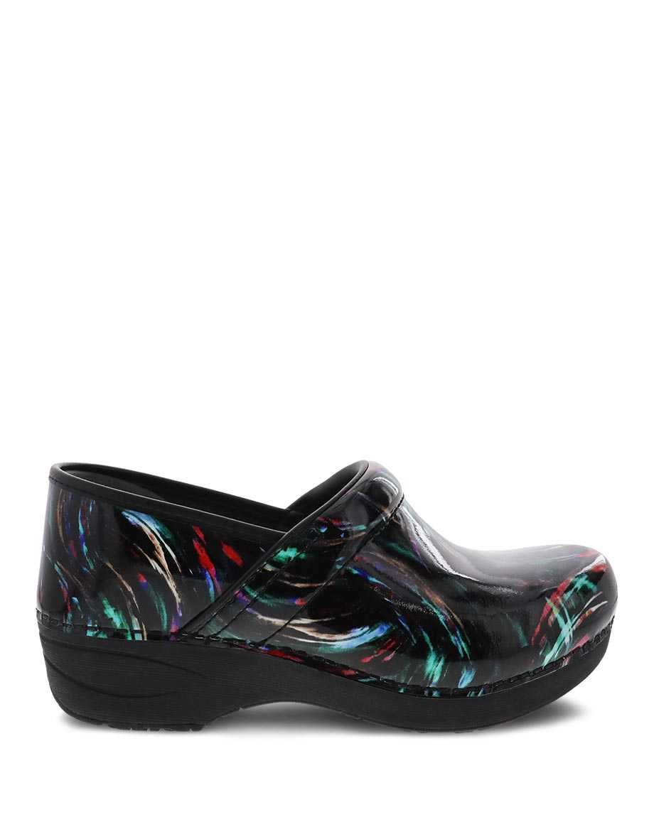 Dansko Women's XP 2.0 Clog - Paint Swirl 3950990202