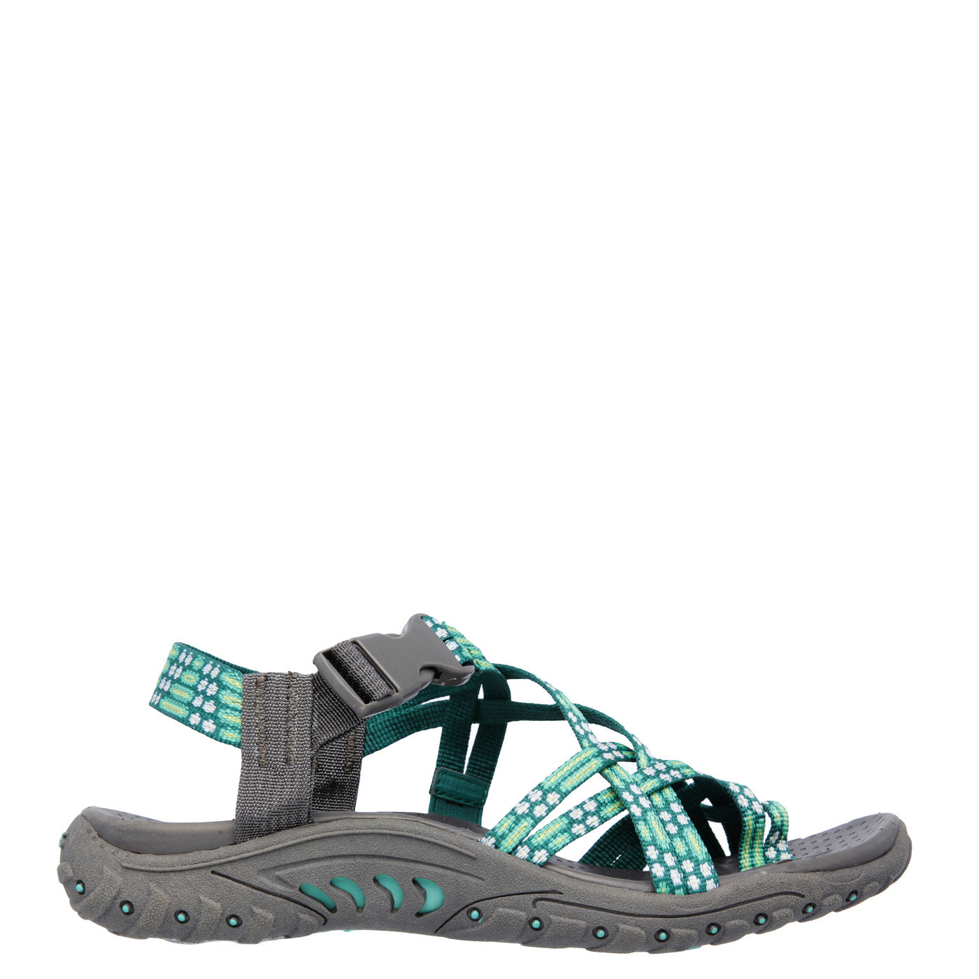 ... Skechers Women's Reggae Loopy Sandal - Mint 40875 ...