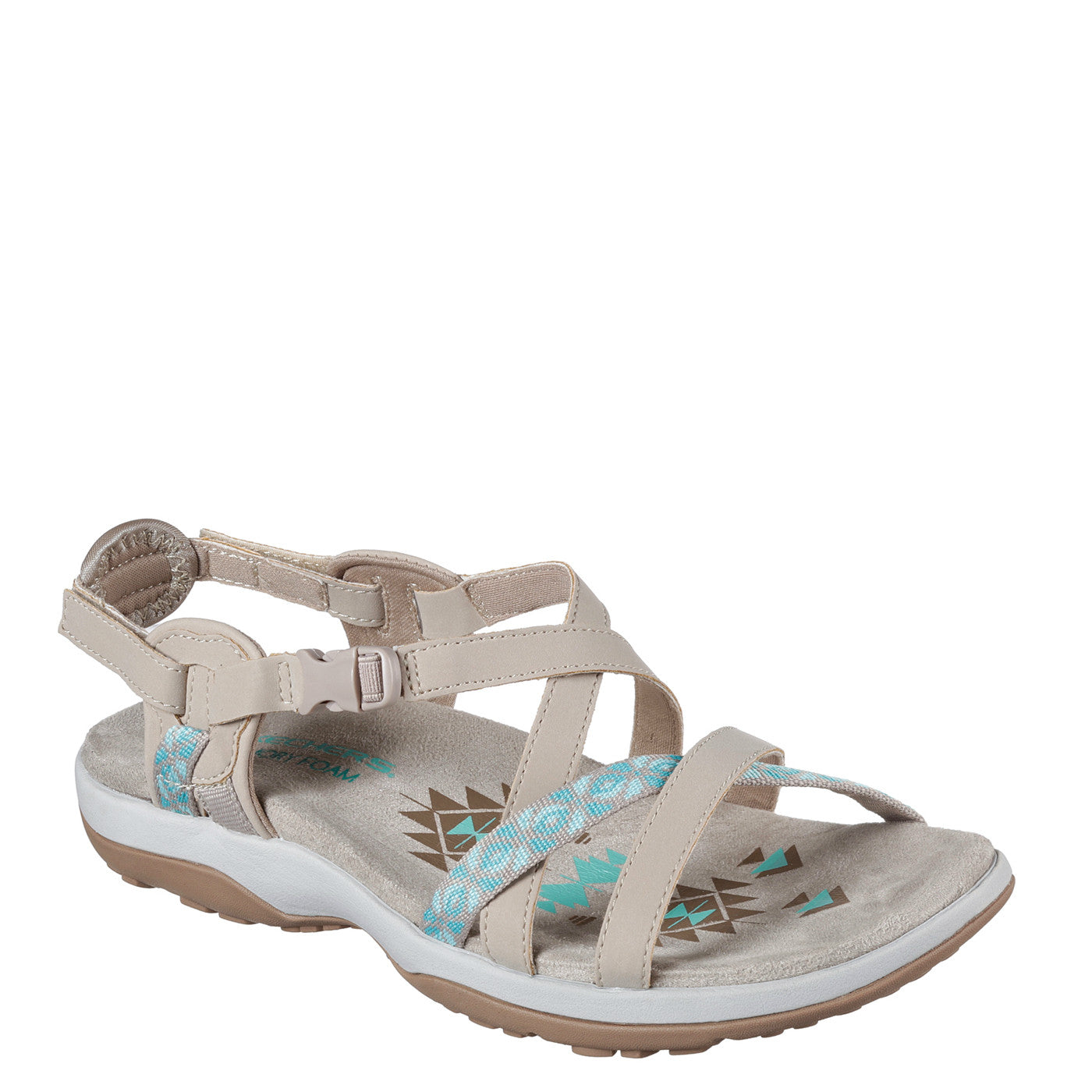 Skechers Slim Vacay Sandal | Skechers, Sandals, Slim