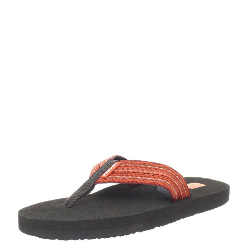 4061efba9 Teva Women s Mush II Sandal - Santori Tribal Orange 4198 ...