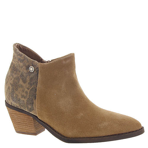 Yellow Box Women's Dannika Ankle Bootie - Camel 44149