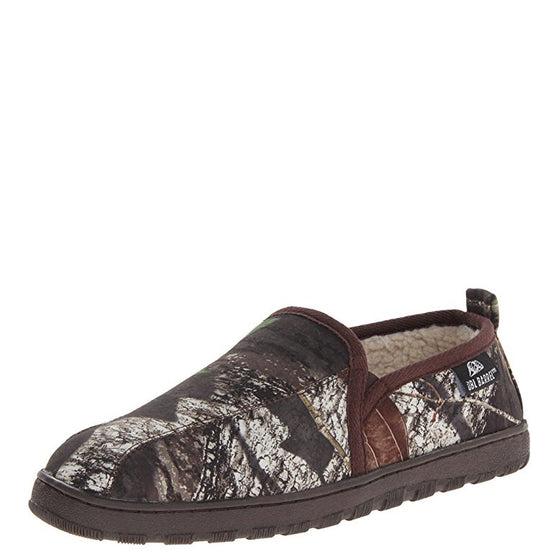 Double Barrel Men's Fleece Lined Slipper - Mossy Oak 57920222 - ShoeShackOnline