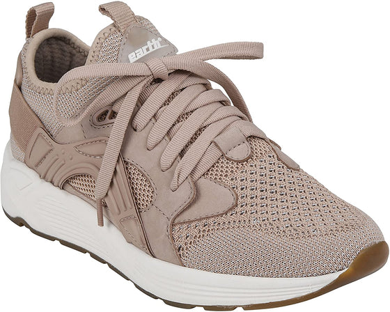 Earth Women's Gallivant Tennis Shoe - Blush Fabric 602391WFAB