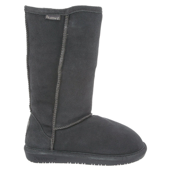 "Bearpaw Women's Emma 12"" - Charcoal 612W - ShoeShackOnline"