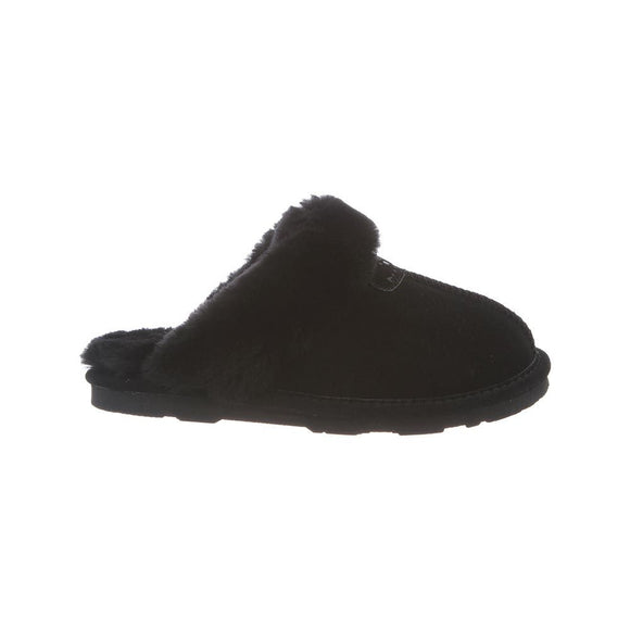 Bearpaw Women's Loki Slipper 671W - Black II - ShoeShackOnline