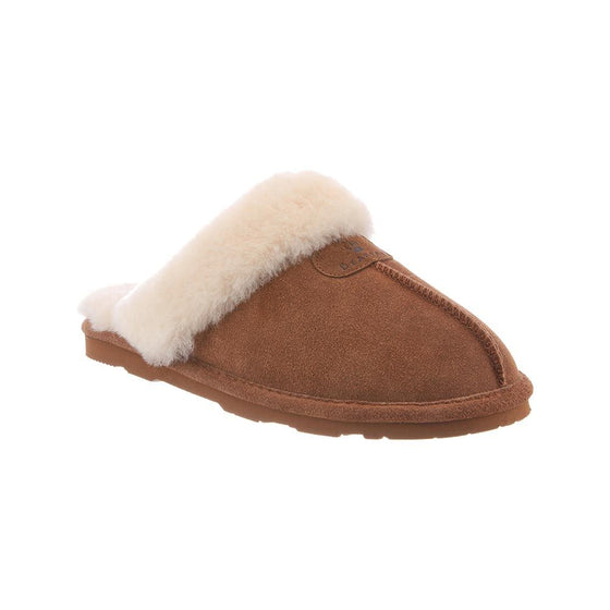 Bearpaw Women's Loki Slipper 671W - Hickory II - ShoeShackOnline