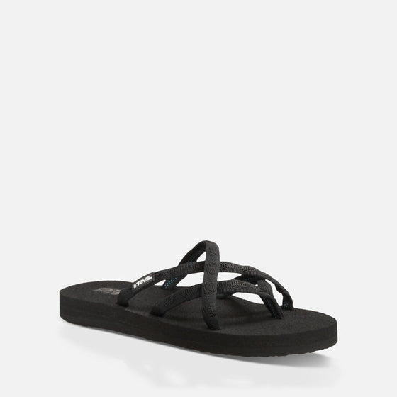 Teva Women's Olowahu - Mix B Black 6840-MBOB - ShoeShackOnline
