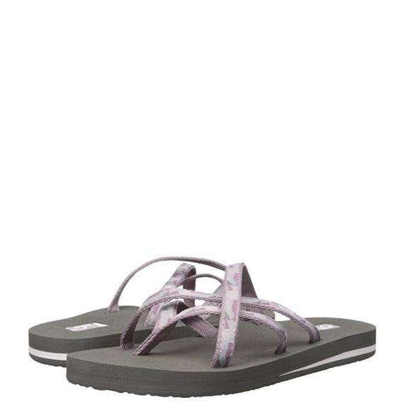 Teva Women's Olowahu Sandal - Waterfall Elderberry 6840-WELD