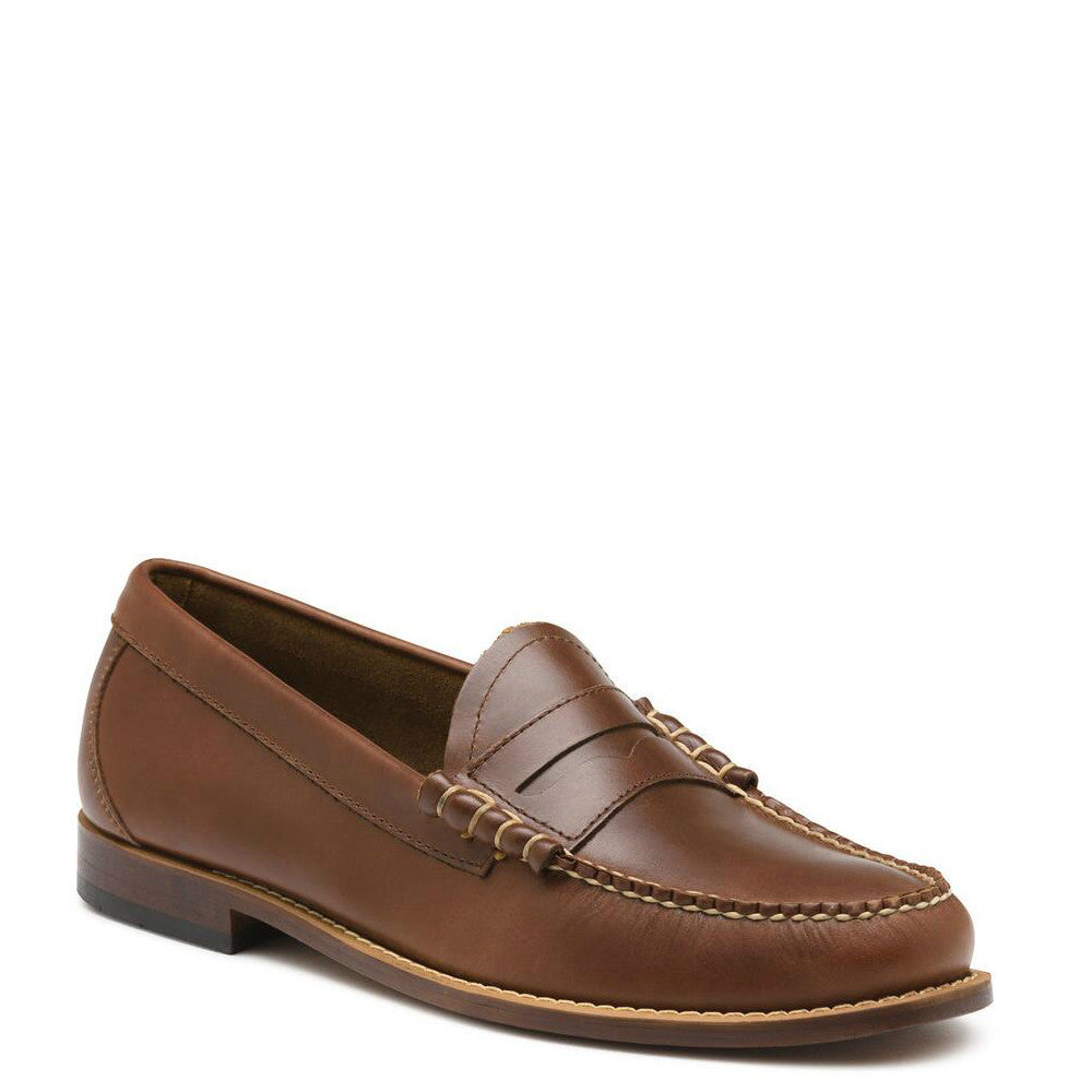 fce9a0fdd9c Bass Men s Larson Weejuns II - Tan 70-10992 - ShoeShackOnline
