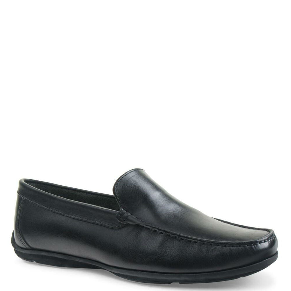 Eastland Men's Talladega Driving Moc Loafer - Black 7048 - ShoeShackOnline