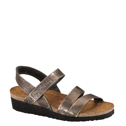 Naot Women's Kayla Sandal - Metal Leather 7806