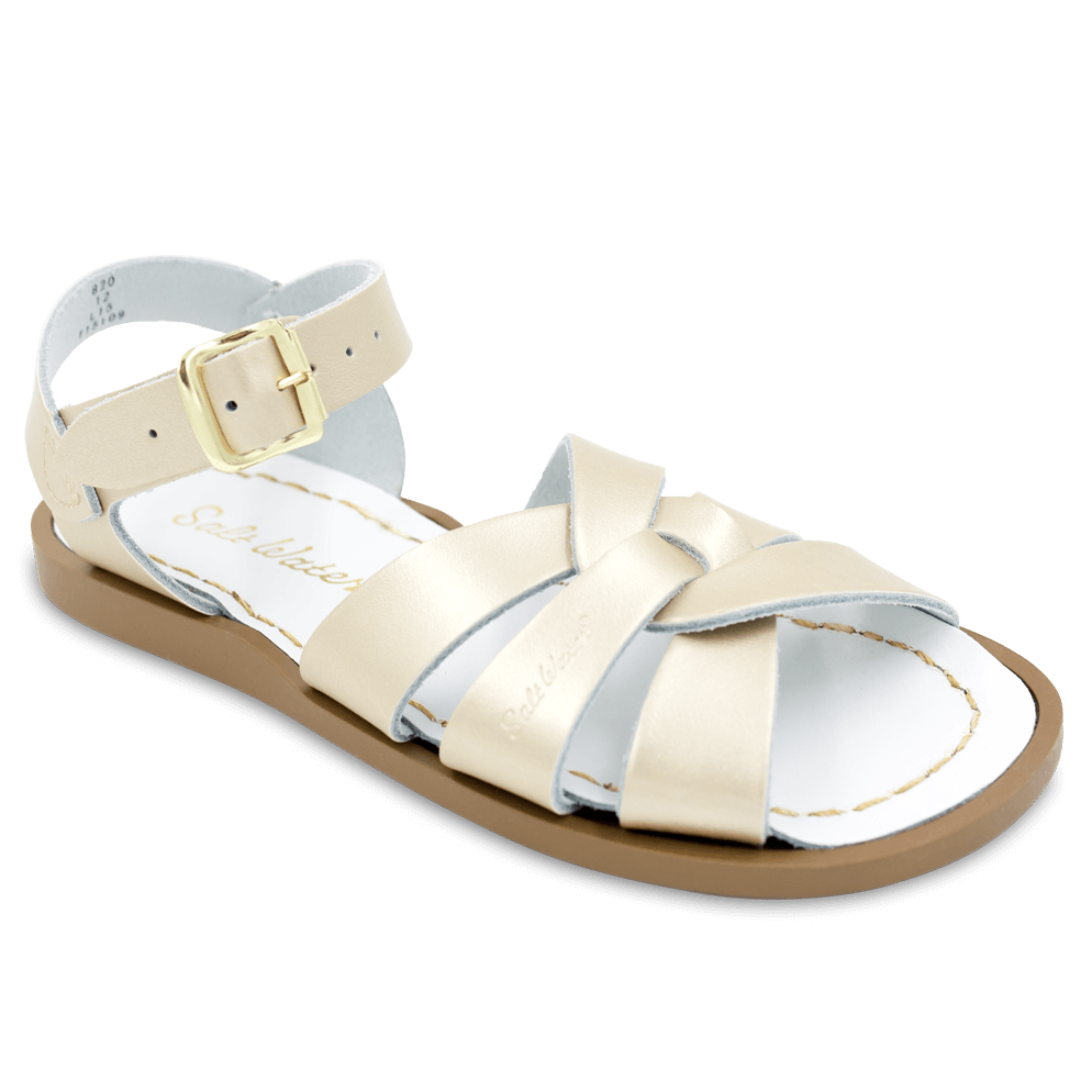 Sun San Child's Salt Water Original Sandal - Gold 820