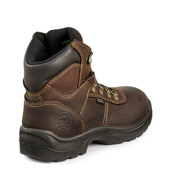 "Irish Setter Men's Ely 6"" WP Work Boot - Brown 83617"