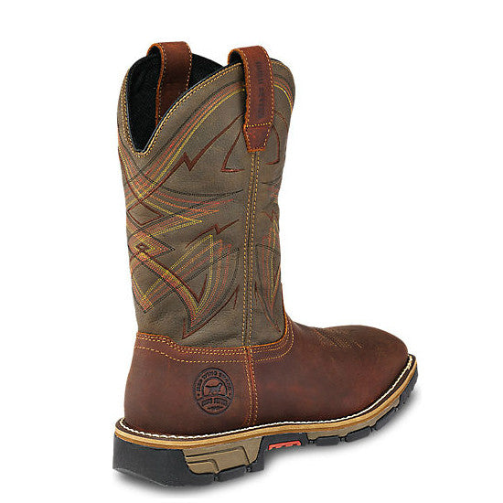 Irish Setter Men's Marshall Pull-On Work Boot - Brown 83929
