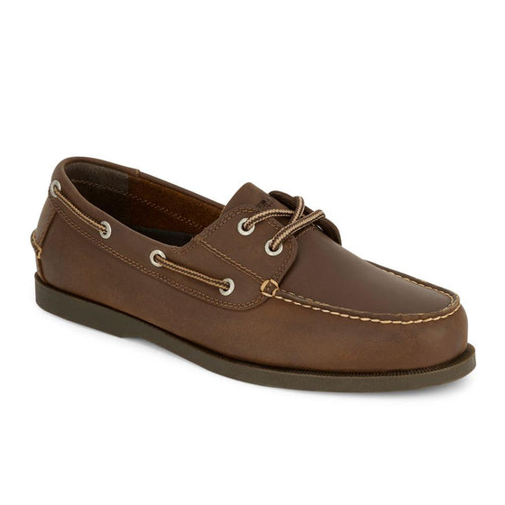 Dockers Men's Vargas Boat Shoe - Rust 90-30406 - ShoeShackOnline