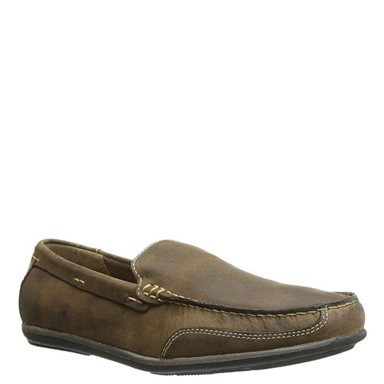 Dockers Men's Arklow Driving Moc - Walnut 90-31207 - ShoeShackOnline