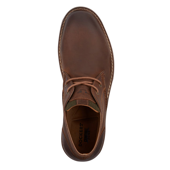 Dockers Men's Greyson Chukka Boot - Brown 90-37318 - ShoeShackOnline