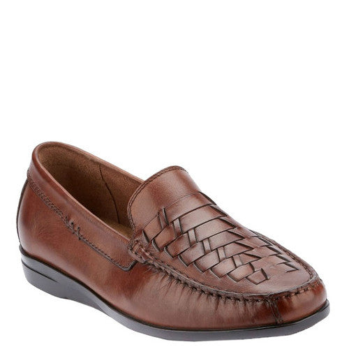 Dockers Men's Templeton Slip On Loafer - Antique Brown 90-38037 - ShoeShackOnline