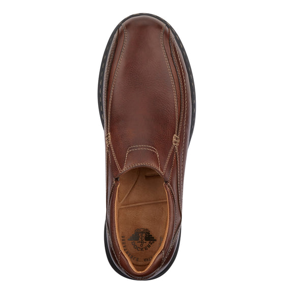 Dockers Men's Mosley Slip On Dress Casual Loafer - Briar 90-38439 - ShoeShackOnline