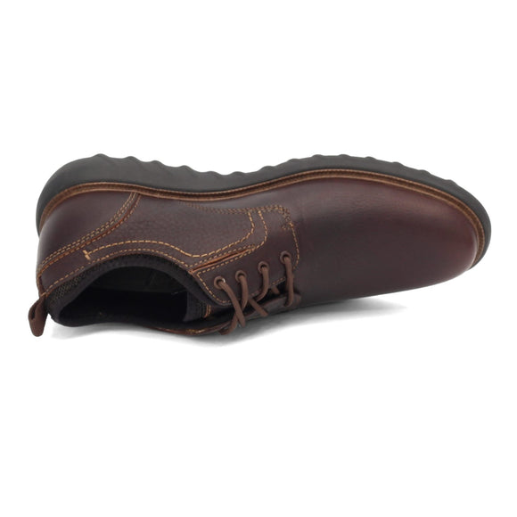 Dockers Men's Armstrong Oxford Dress Shoe - Chocolate 90-42038 - ShoeShackOnline