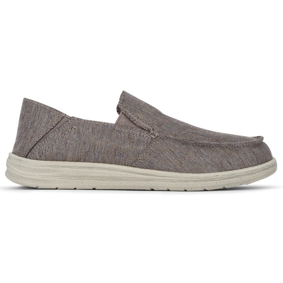 Dockers Men's Ferris Casual Slip On Shoe - Grey 90-42505