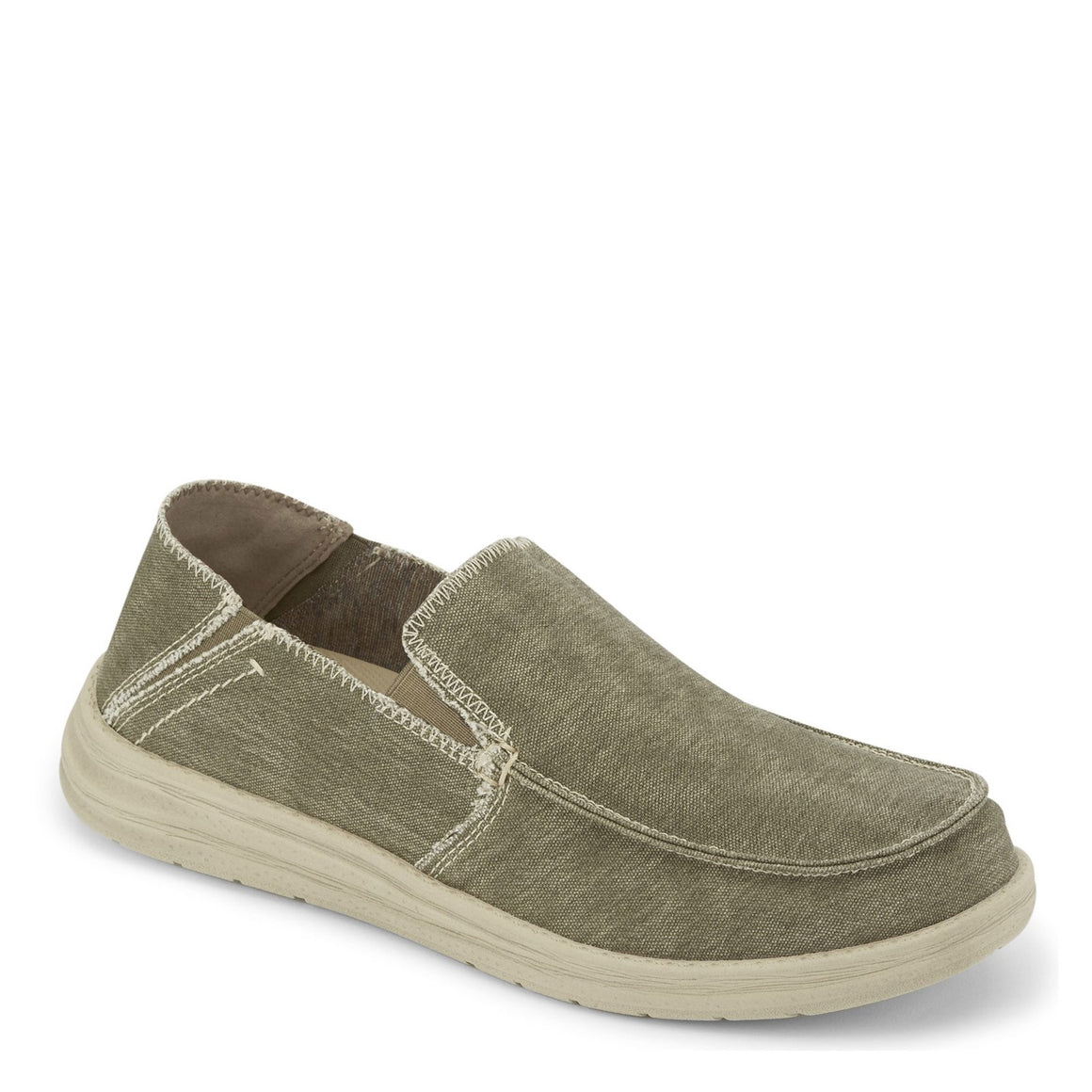 Dockers Men's Ferris Casual Slip On Shoe - Olive 90-42507