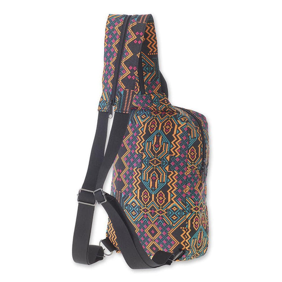 Kavu Forlynne Convertable Bag - Pixel Palace 9142-774 - ShoeShackOnline