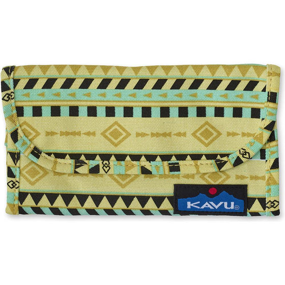 Kavu Big Spender Wallet - Gold Belt 965-739 - ShoeShackOnline