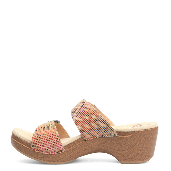 Dansko Women's Sophie - Sand Stained Glass 9841442200 - ShoeShackOnline