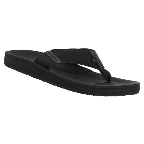 Cobian Men's ARV 2 Flip Flop - Black ARV19-001 - ShoeShackOnline