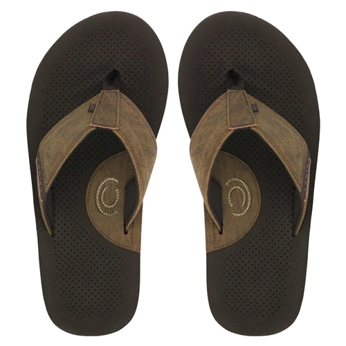 Cobian Men's ARV 2 Flip Flop - Java ARV19-202 - ShoeShackOnline
